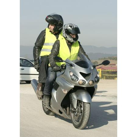Laminated Poster Moto Motorcycle Vehicle Biker Poster Print 24 X 36