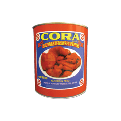 Cora Roasted Sweet Peppers, 28 oz