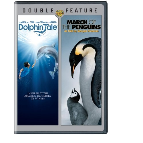 DOLPHIN TALE/MARCH OF THE PENGUINS (DVD/DBFE/2 DISC)