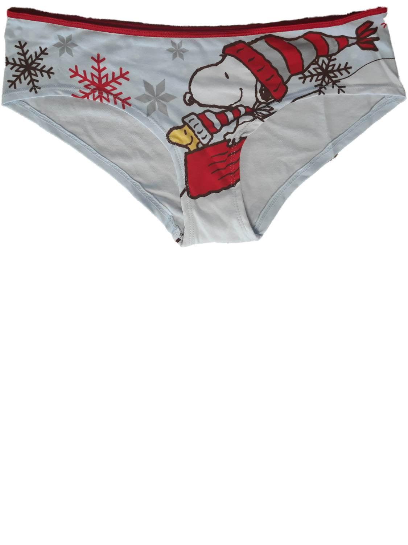 Peanuts Christmas SNOOPY ~ Ladies Women/'s Panties Underwear ~ XS  S  M L XL
