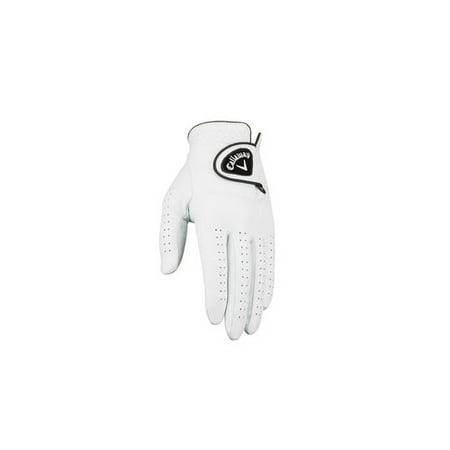Callaway Dawn Patrol Golf Glove, White