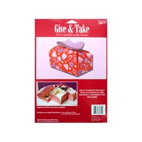 Valentine Cookie & Candy Boxes (Available in a pack of 24)