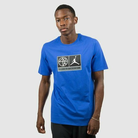 Nike Air Jordan Father, The Son & The Holy Game Men's Cotton T Shirt Size M