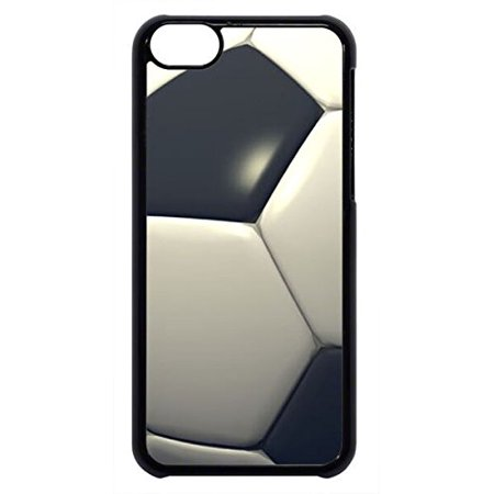 Ganma Soccer Theme Ball Football Sport Fan Hard Plastic Black Case Cover Case For iPhone