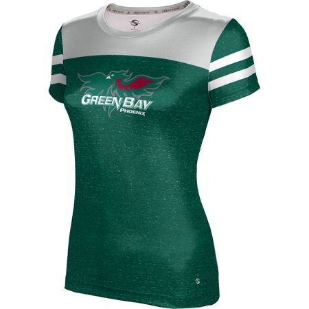 ProSphere Women's University of Wisconsin Green Bay Gameday Tech Tee](Halloween University Of Wisconsin)