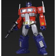Transformers Masterpiece Figure: MP-10 Optimus Prime with Trailer, Relaunch
