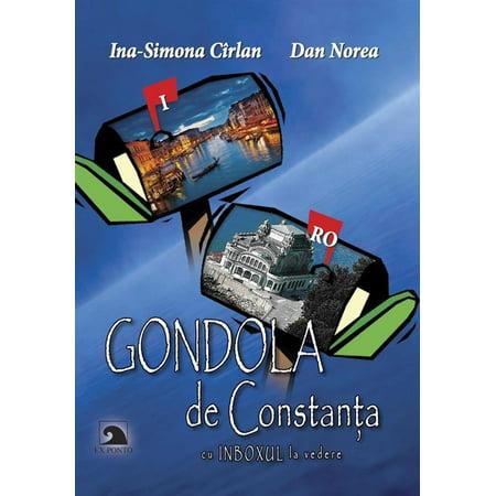 Gondola de Constanţa - eBook