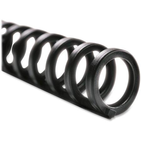 GBC, GBC2515660, ProClick Binding Spines, 25 / Pack, Black Gbc Proclick Binding Spine
