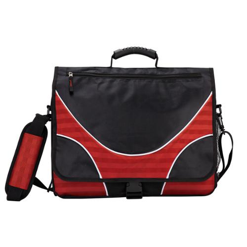 Goodhope Casual Flapover 15-inch Laptop and Tablet Messenger Bag Blue