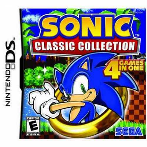 Sonic Classic Collection (DS) - Pre-Owned