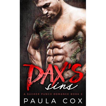 Cage Fighter Mma - Dax's Sins: A Bad Boy MMA Fighter Romance - eBook