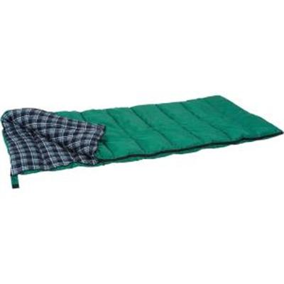 "Stansport Weekender 4 lb Rectangular Sleeping Bag 33"" x 75"" by Stansport"