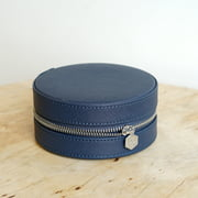 Hives & Honey Jade Navy Jewelry Travel Case