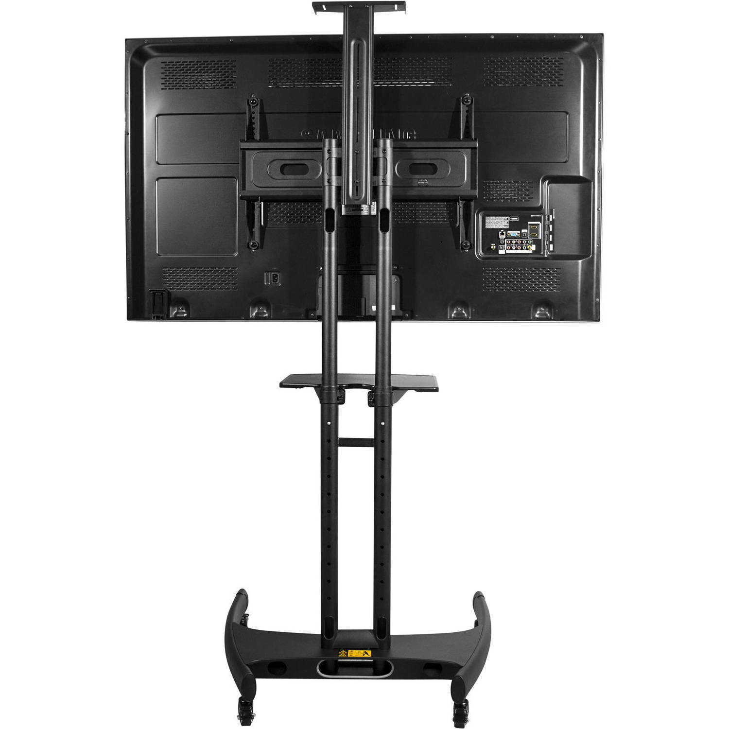 Tv Stands Appealing Narrow Stand With Mount 65 Inch Gray