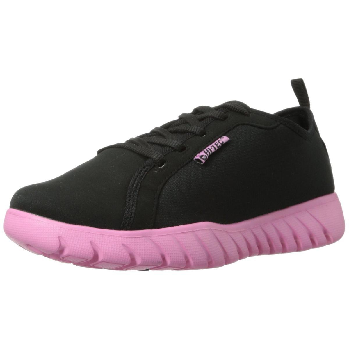 Hi-Tec Active Reco Womens Black Pink Sneakers by Hi-Tec