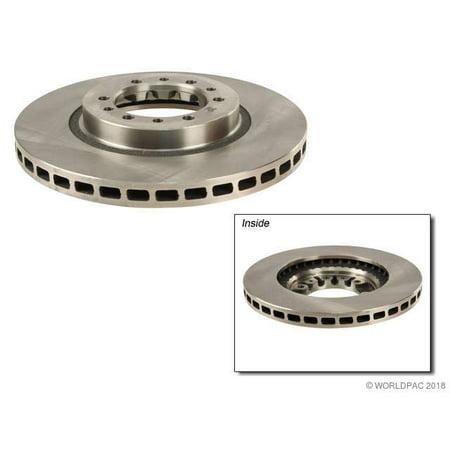 Brembo W0133-1622284 Disc Brake Rotor for Mitsubishi Models