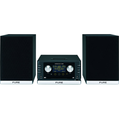 Pure Sirocco 550 Stereo System