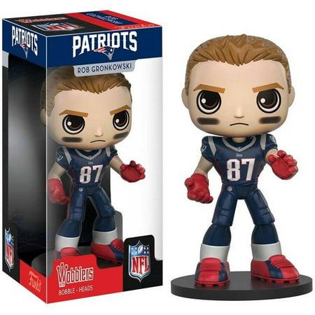 Funko Wobbler Nfl New England Patriots Rob Gronkowski