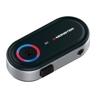 Monster 7 Piece Bluetooth Audio Receiver Kit with Voice Control