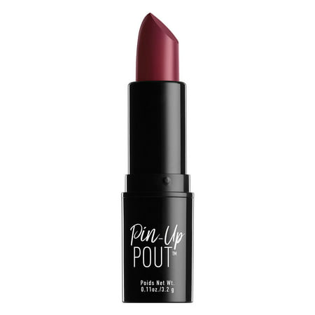 NYX Professional Makeup Pin-Up Pout Lipstick, Revolution
