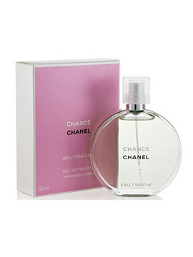 1878a616a Product Image Chânce Chânêl Eau Fraiche Eau De Toilette Spray for Woman, EDT  1.7 Ounce, 50