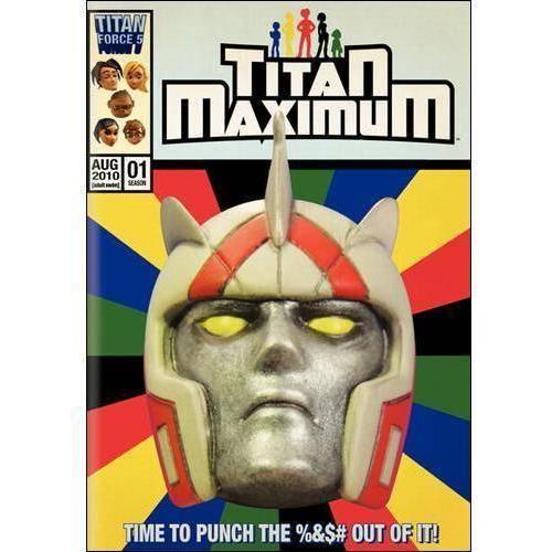 Titan Maximum: Season One (Widescreen)