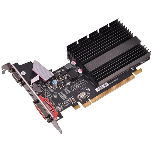 XFX Force AMD Radeon HD 6450 1GB DDR3 Graphics Card
