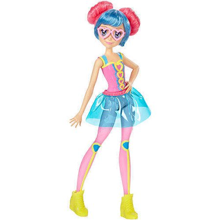 Barbie Video Game Hero Pink Eyeglasses Doll (Barbie Halloween Party Games)