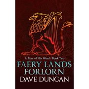 Man of His Word: Faery Lands Forlorn (Paperback)