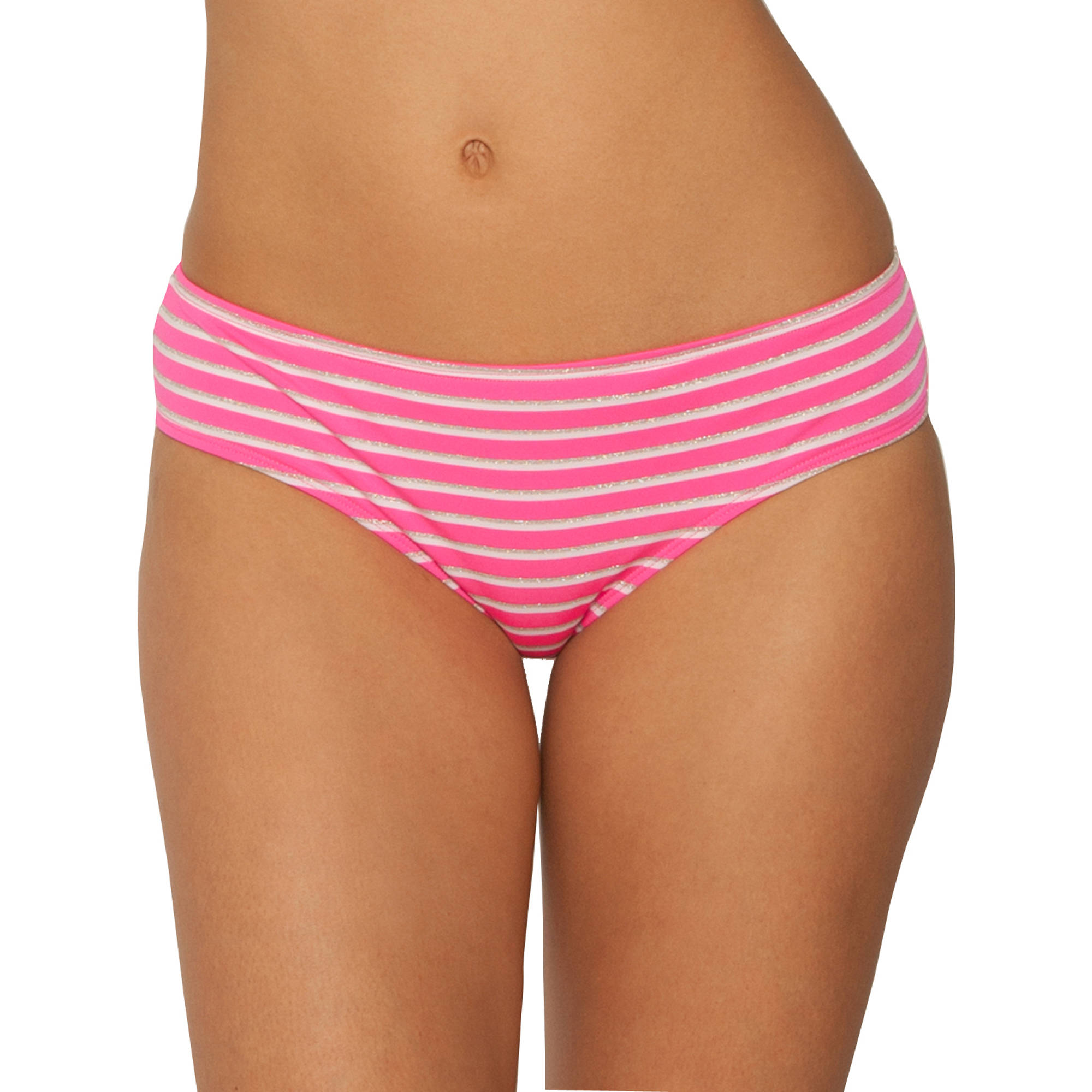 Smart and Sexy Women's Ruched Back Hipster Swim Bottom