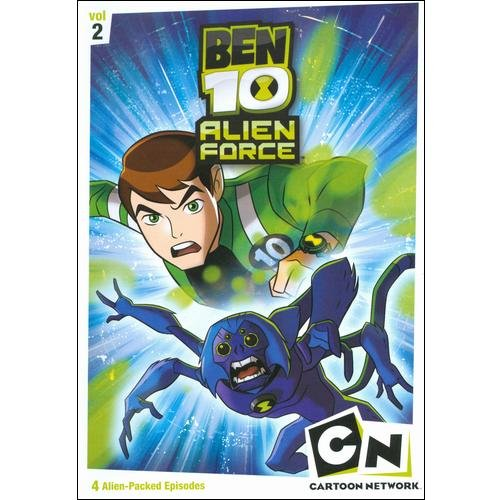 Ben 10 Alien Force: Season One - Volume Two
