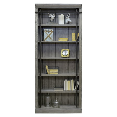Martin Furniture AE4094G Fully Assembled Avondale Bookcase ()