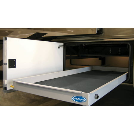 MOR/ryde CTG80-2972-2DW Cargo Slide  Direct Fit; 500 Pounds Capacity; 72 Inch Depth x 29 Inch Width; 2 Way Pull; Carpeted Wood Floor - image 1 of 6