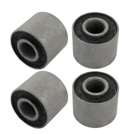 (Unique Bargains Gray Iron Shell Shock Absorber Bushings Damper Assembly 4 Pcs for Motorcycle)
