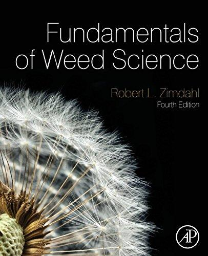 Fundamentals of Weed Science by