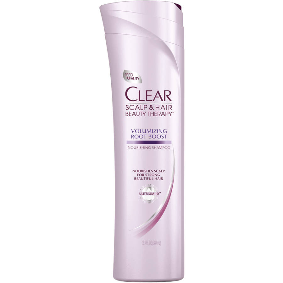 Clear Volumizing Root Boost Shampoo, 12.9 oz