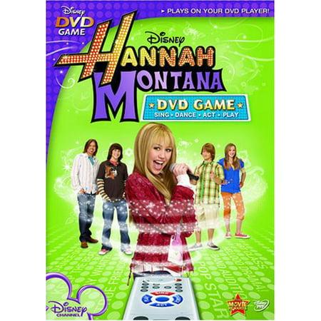 Hannah Montana - DVD Game [DVD] Hannah Montana Purse Handbag