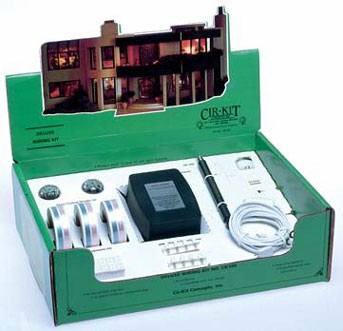 Dollhouse Deluxe Wiring Kit By Cirkit