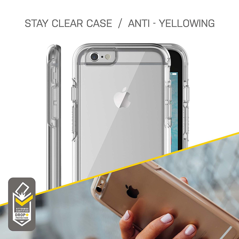 newest 6610e fcb74 iPhone 6 plus/6s plus Otterbox symmetry series clear case