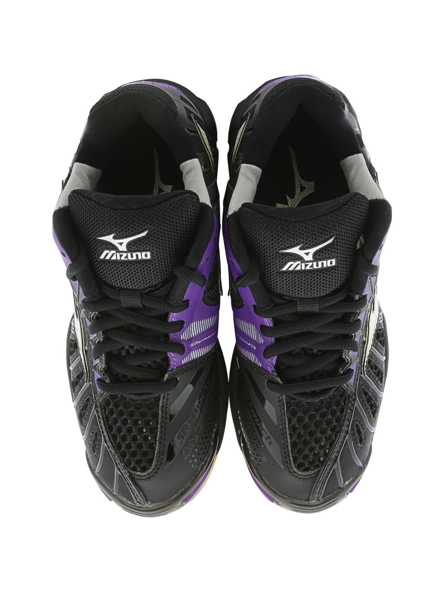 mizuno womens volleyball shoes size 8 x 4 hs measure girl