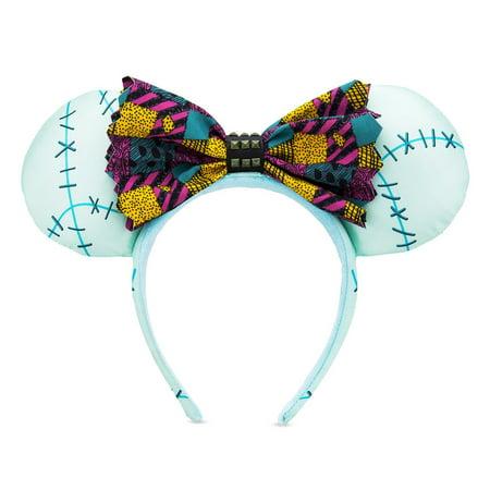 Disney Parks The Nightmare Before Christmas Sally Ears Headband New with Tags - Disney Graduation Ears