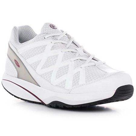 9437f95a0631 Mbt - New MBT Women s Sport 3 Walking Shoe White 39 - Walmart.com