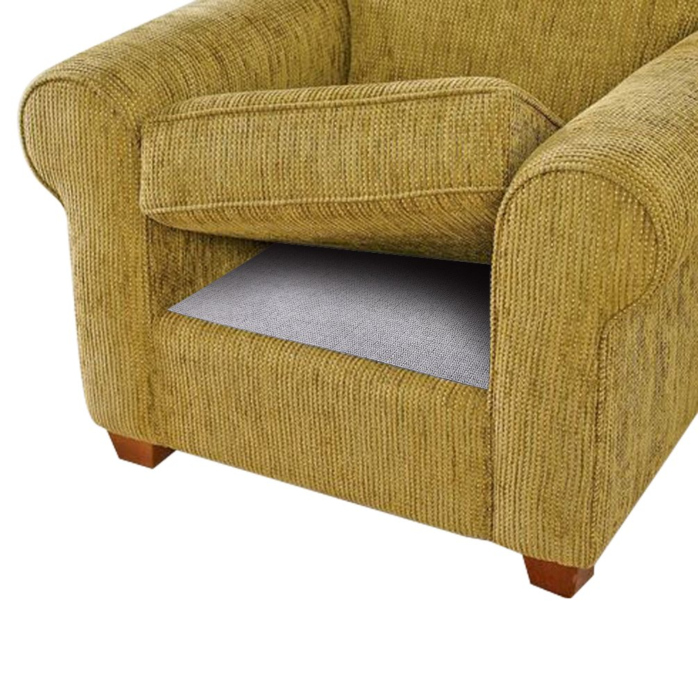 BLS Cushion Non Slip Underlay, Non Slip Grip Pad Keep Sofa Couch Cushions  From Sliding Or ...