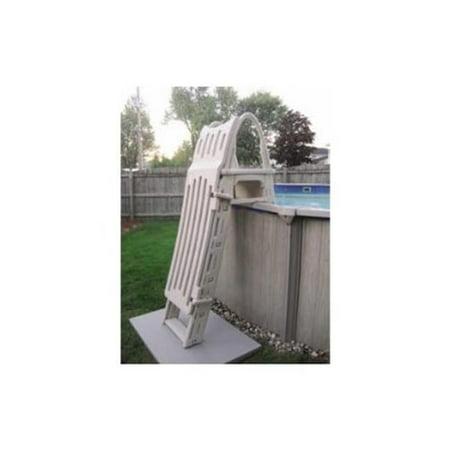 Confer Plastics  Gate Attachment for the Frame Ladder Padlock