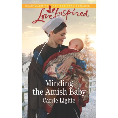 Minding the Amish Baby (Amish Country Oak)