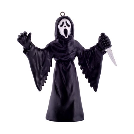 HorrorNaments Standing Ghost Face Halloween Christmas Tree Ornament Decoration