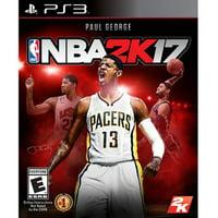 NBA 2K17, 2K, PlayStation 3, 710425477751