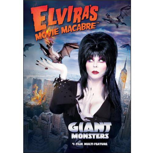 Elvira's Movie Macabre: Giant Monsters (Full Frame)