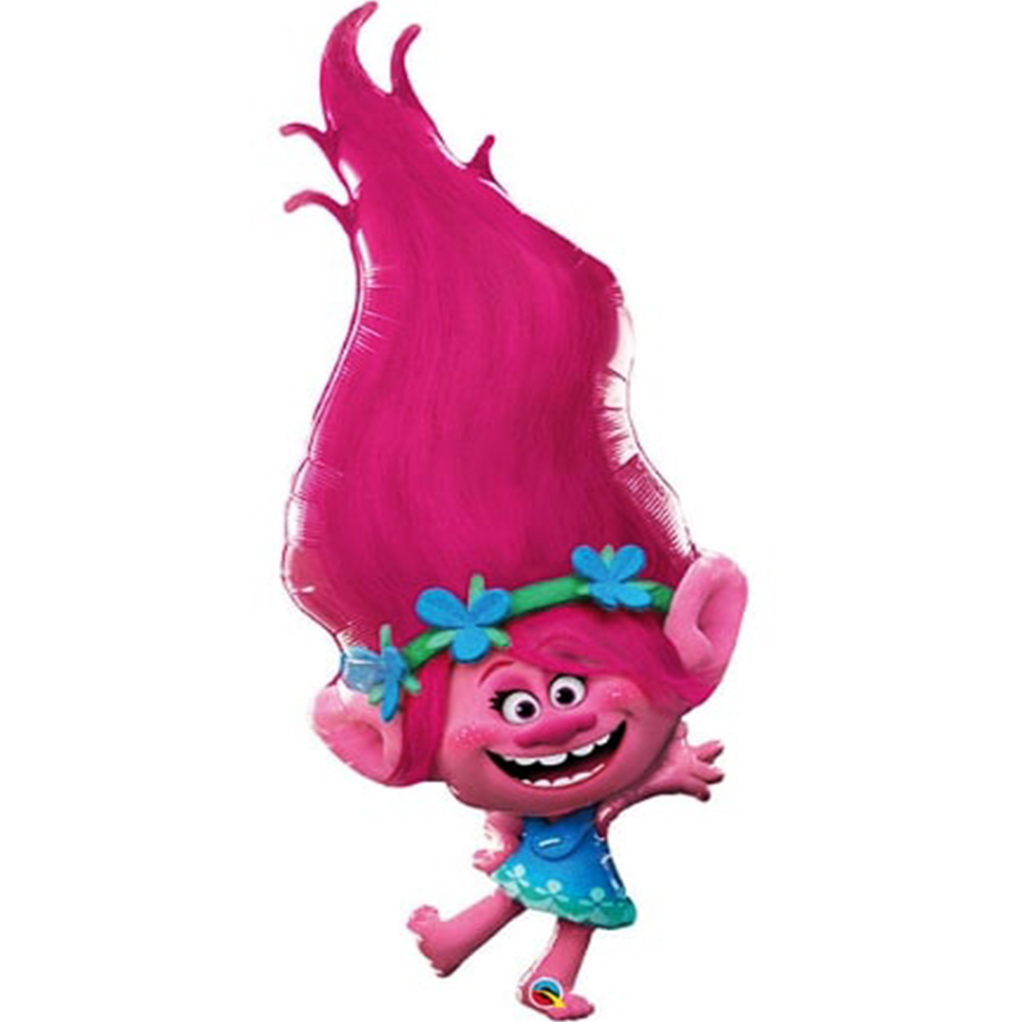 Trolls Poppy Foil Balloon 43""