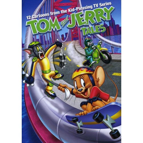 TOM & JERRY-TALES VO5 (DVD)
